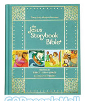 Jesus Storybook Bible Gift Edition: Every Story Whispers His Name (HB)