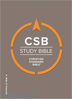 CSB: Study Bible, Hardcover