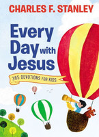 Every Day with Jesus: 365 Devotions for Kids (HB)