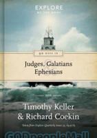 90 Days in Galatians, Judges and Ephesians (HB)