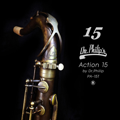 Dr.Philips Action15 테너 색소폰