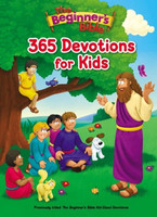 Beginners Bible 365 Devotions for Kids, the (HB)