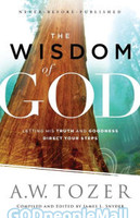 Wisdom of God: Letting His Truth and Goodness Direct Your Steps (PB)