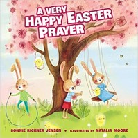 Very Happy Easter Prayer, a (Board Book)