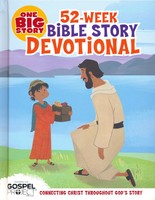 One Big Story 52-Week Bible Story Devotional (HB)