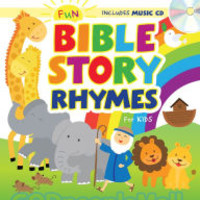 Fun Bible Story Rhymes for Kids (Board Book) (Series: Lets Share a Story)
