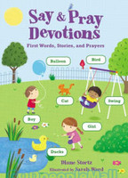 Say and Pray Devotions (Board Book)