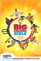 CSB: Big Picture Interactive Bible, Hardcover  (Age Range: 8 - 12 years)