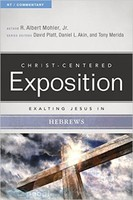 Exalting Jesus in Hebrews (Christ-Centered Exposition Commentary) (PB)