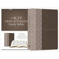KJV: Cross Reference Study Bible (Imitation Leather)