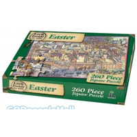 Look Inside the Bible - Easter Jigsaw Puzzle