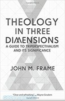 Theology in Three Dimensions: A Guide to Triperspectivalism and Its Significance (PB)