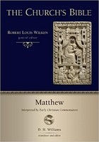 CB: Matthew: Interpreted by Early Christian Commentators (HB)