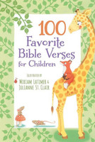 100 Favorite Bible Verses for Children (HB)