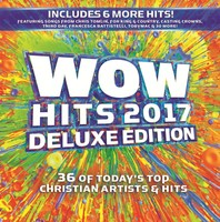 WOW Hits 2017 [Deluxe Edition] (2CD)