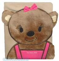 Tiny Bears Bible (Pink, HB)