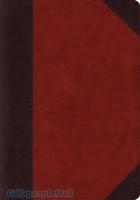 ESV: Systematic Theology Study Bible  TruTone®, Brown/Cordovan, Portfolio Design (Leather-Look)