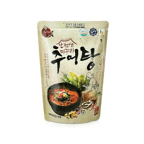 남원엔 미꾸리 추어탕 선물세트 (400g*5팩, 10팩)
