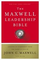 NKJV: Maxwell Leadership Bible, 3d Ed., Comfort Print (HB)