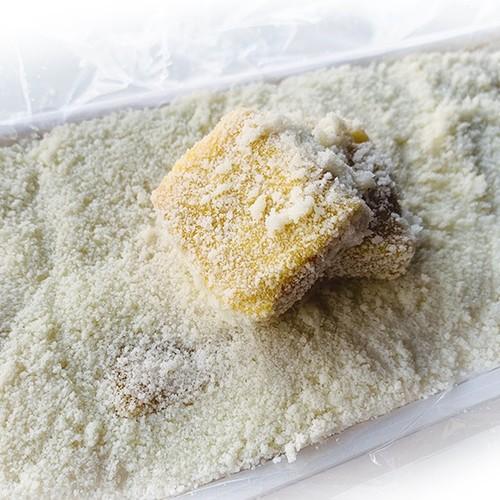 카스테라가루 솔솔~부드럽고 달콤한 인현수라간 호박 인절미 (1kg)