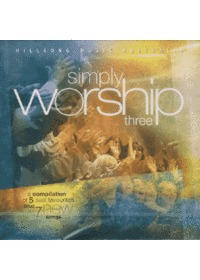 Simply Worship Three (CD)