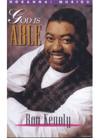 Ron Kenoly 론 케놀리 - God is Able (Tape)