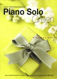 Piano Solo - Green (CD)