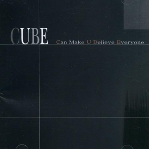 큐브 1집 CUBE : Destiny (CD)