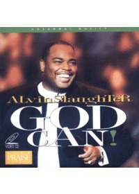 Alvin Slaughter 앨빈 슬로터 - God Can (Video CD)