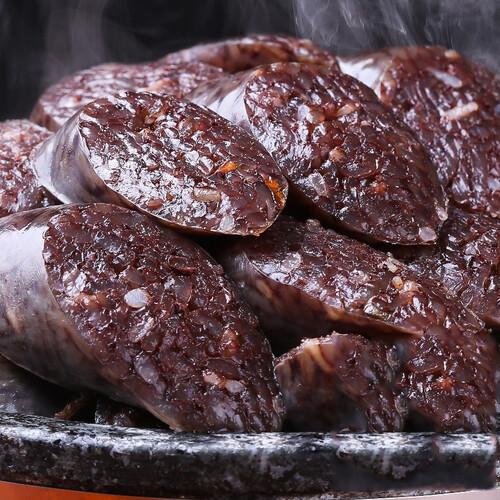 천년미소전통식품 쫀득쫀득 찰순대 (500g / 1kg)