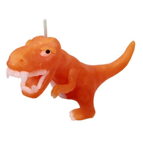 공룡 티라노사우르스 양초만들기