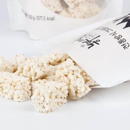 농부의딸 조청 수제강정 3종 (쌀강정, 현미강정, 쌀보리강정)