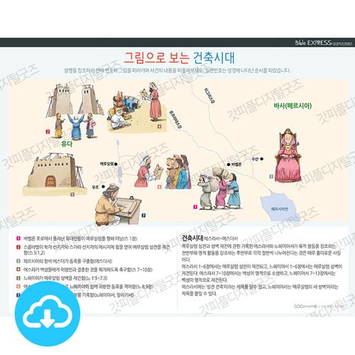성경 인포그래픽 51 그림으로 보는 건축시대 by 규장굿즈 / 이메일발송(파일)