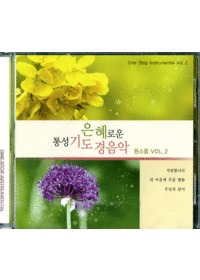 은혜로운 통성기도 경음악-원스톱 VOL.2(CD)