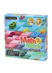 수학대전 Math Match (사칙연산 보드게임)