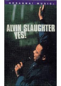 Alvin Slaughter 앨빈 슬로터 - Yes (Tape)