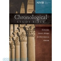 NIV: Chronological Study Bible (Hardcover)