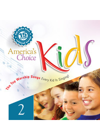 Americas Choice KIDS 2 (CD)