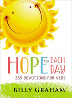 Hope for Each Day: 365 Devotions for Kids (HB)