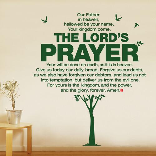 [말씀스티커]The Lords Prayer-I