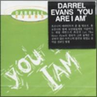 Darrel Evans -You Are I Am (CD)