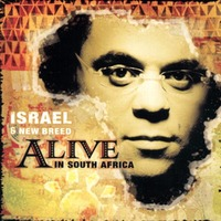Israel Houghton and New Breed - ALIVE IN SOUTH AFRICA(2CD)