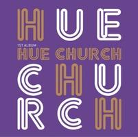 Hue Church - Hue Church (CD)