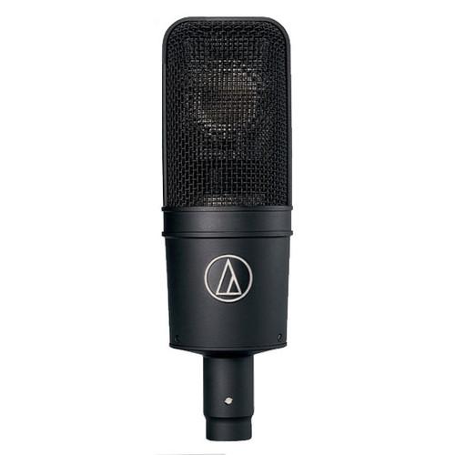 AUDIO TECHNICA 콘덴서 마이크 AT4033