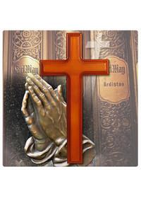천연원목 대형십자가(wcr-006) - 예배실용 (0.9m)