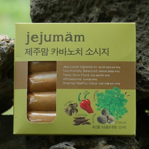 제주맘 카바노치 소시지300g(60g*5개)