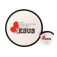포켓부채(접이식부채) - Jesus Love (여름성경학교/선교)