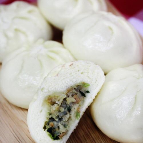 하늘생명교회 아산맑은에프엔비의 쌀야채빵 500g (8개)