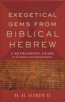 Exegetical Gems from Biblical Hebrew: A Refreshing Guide to Grammar and Interpretation (Paperback)