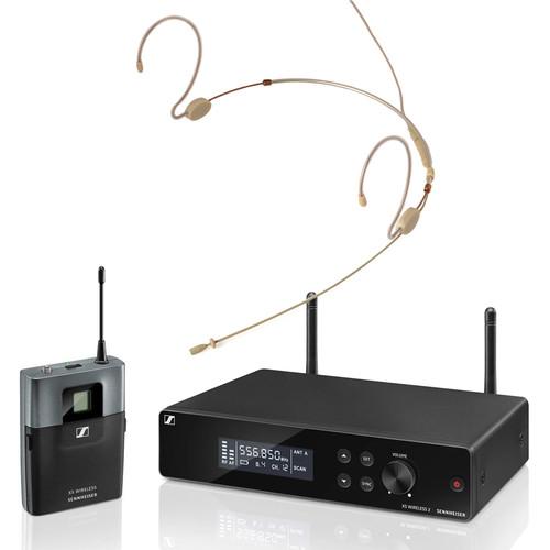 SENNHEISER XSW2+Voice Technology VT701MKⅡ 무선 헤드셋 마이크